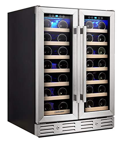 Kalamera Wine Cooler - Fit Perfectly into 24 inch Space...