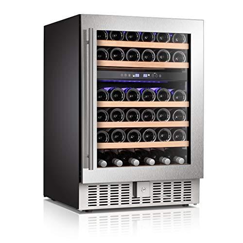 Antarctic Star 24' Wine Cooler Beverage Refrigerator Beer...