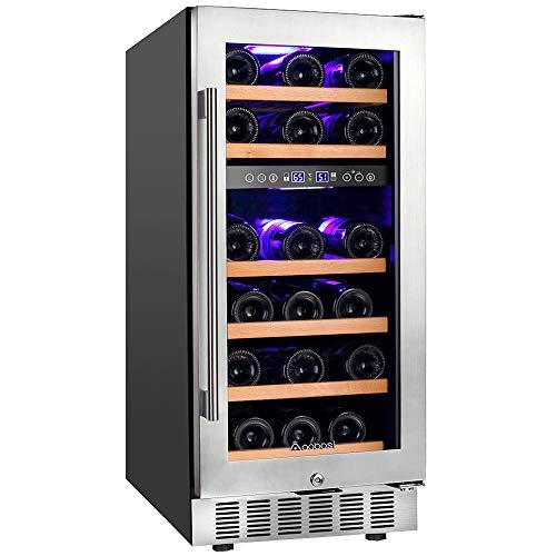 Aobosi 15-inch Wine Cooler