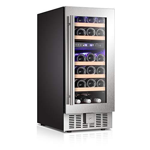 Antarctic Star 15' Wine Cooler Beverage Refrigerator Beer...