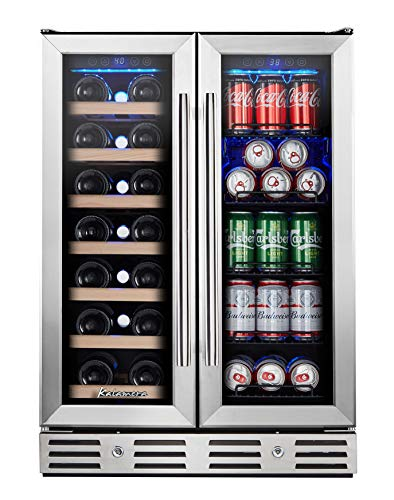 Kalamera KRC-150CB 24 inch Mixed Beverage Cooler