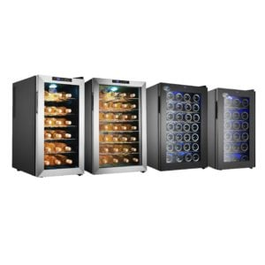 Electro Boss 18 & 24 Bottle Wine Chillers
