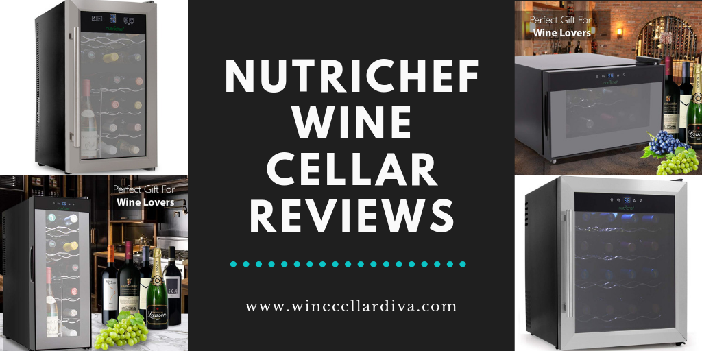 Nutrichef Wine Cellar Reviews